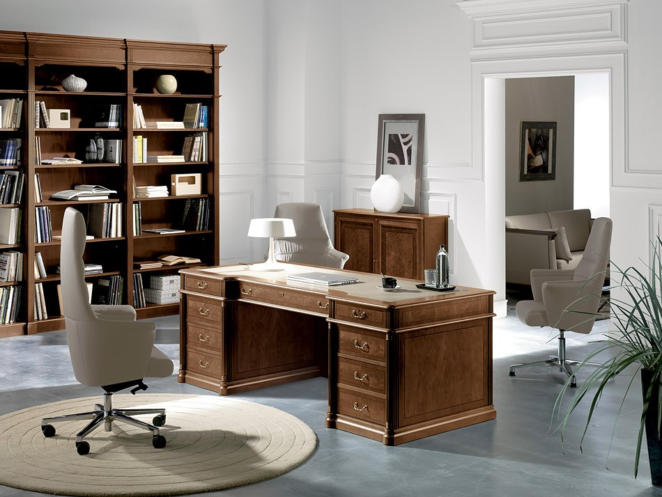 Luxusmöbel und Büromöbel: im edlem Design oder klassisch zeitlos