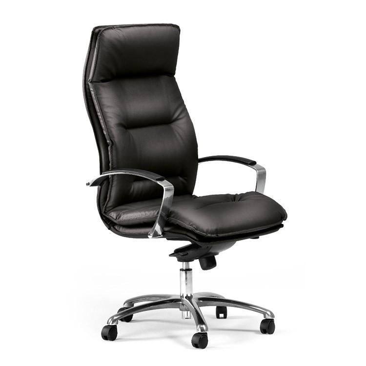 Designer chefsessel leder  Chefsessel und Bürostühle - individuell anpassbar in Stoff und Leder