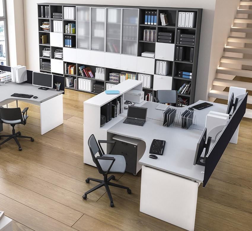 OXI   Optimiert Den Arbeitsraum, Individuelle Schreibtisch , Meeting  Und  Empfangs  Lösungen