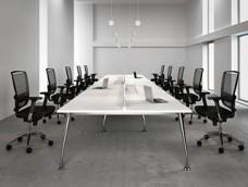 FLY flexibler Team-Meeting Tisch, Großraum Konferenztisch