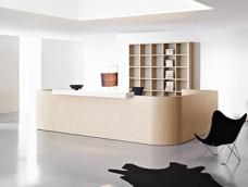 RIGA Büro Empfangtheke, Bürotresen, Arzt Empfangsbereich individuell
