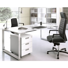 5th-ELEMENT 02 Manager Schreibtisch, Teamleiter Arbeitsplatz, Großraum Schreibtisch