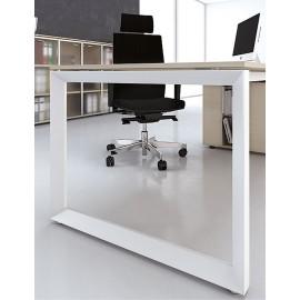 5th-Element 34 Details exklusiver Schreibtisch Tischfuß, im modern funktionalem Design