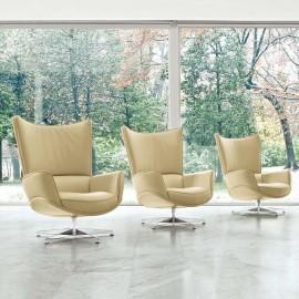 Buenavista  05 exklusiv komfortabler Lounge Bürosessel drehbar