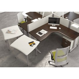 Format 18 Büro, Verwaltung, Buchhaltung, Mitarbeiter Schreibtische