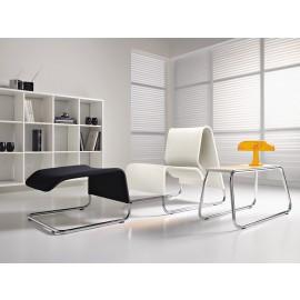 t-6 03 Relax-Sessel mit Fußstütze, komfortable Sitzmöbel für die Ruhezone