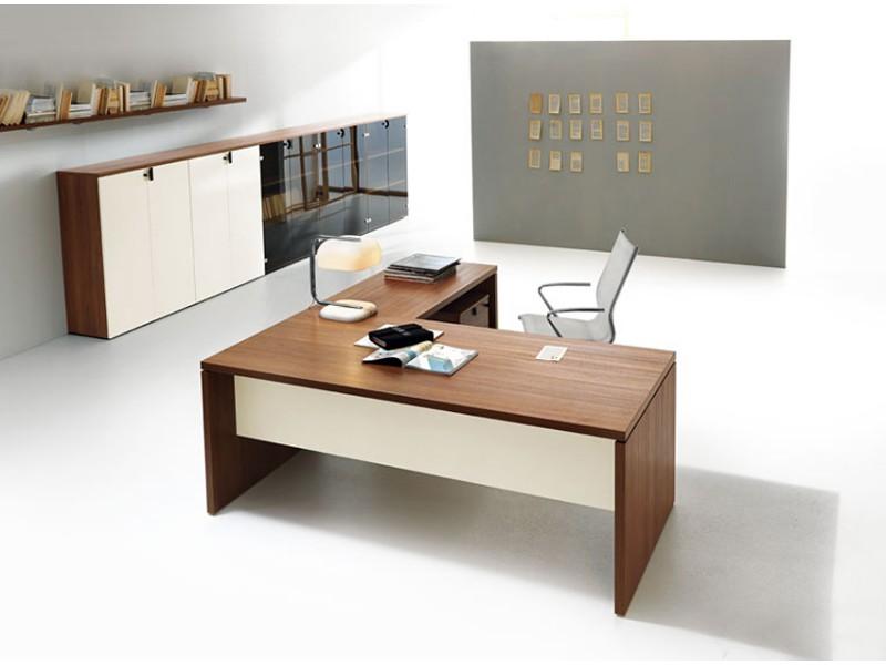 Eckschreibtisch design  Schreibtisch modern, polarisierendes Design - Lithos ...