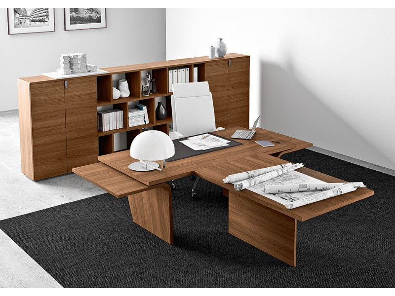 schreibtisch design buromobel design. Black Bedroom Furniture Sets. Home Design Ideas