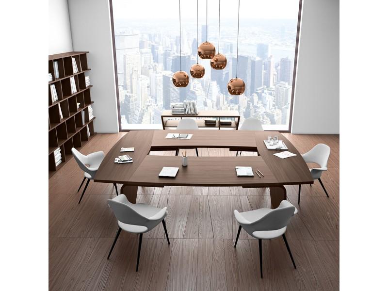 stilvoller design schreibtisch larus tischgestell mit au ergew hnlicher form ein. Black Bedroom Furniture Sets. Home Design Ideas