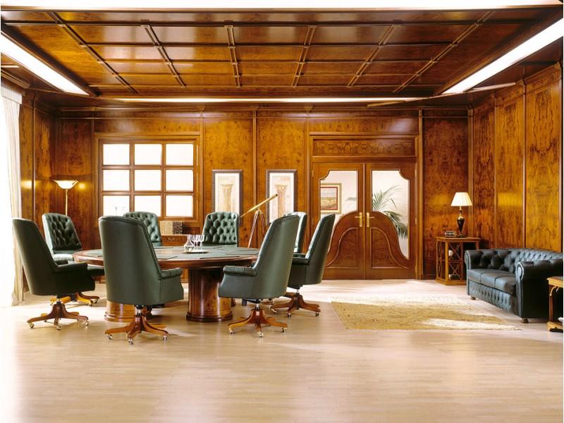 Klassischer konferenztisch stilvoll und elegantes design for Konferenztisch design