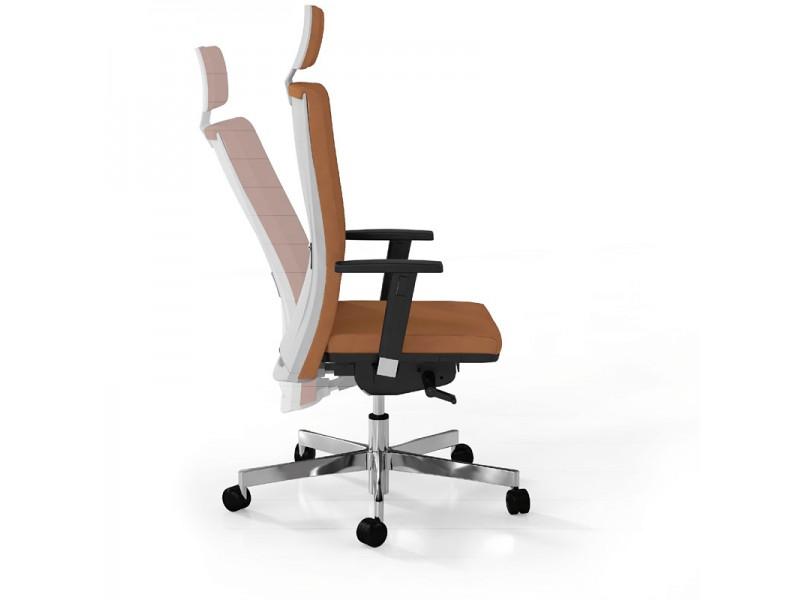 c 2 designer chefsessel mit hoher r ckenlehne. Black Bedroom Furniture Sets. Home Design Ideas