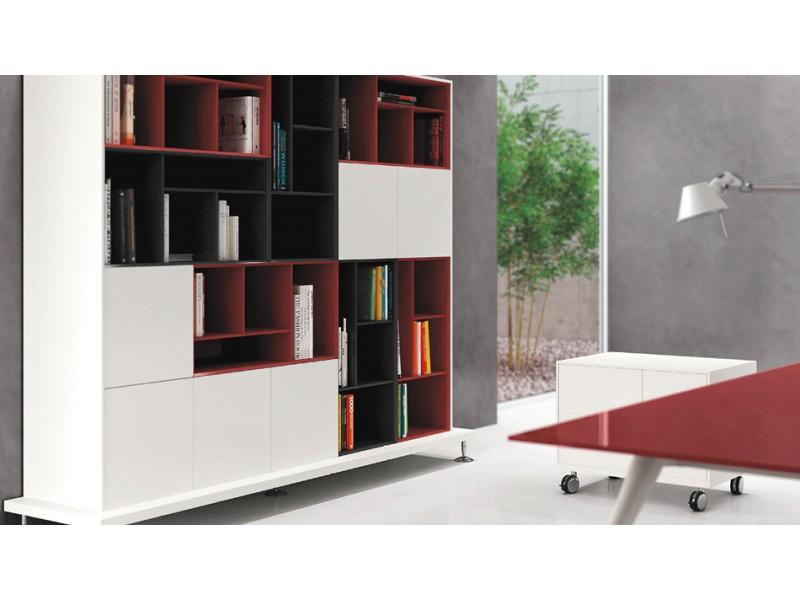 Büroschrank design  ENOSI EVO - hochwertige Büromöbel, Schreibtisch, komplett Büro