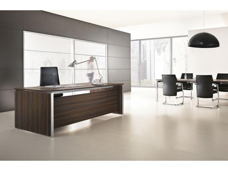 e o s eleganter designer schreibtisch hochwertig und individuell b ros. Black Bedroom Furniture Sets. Home Design Ideas