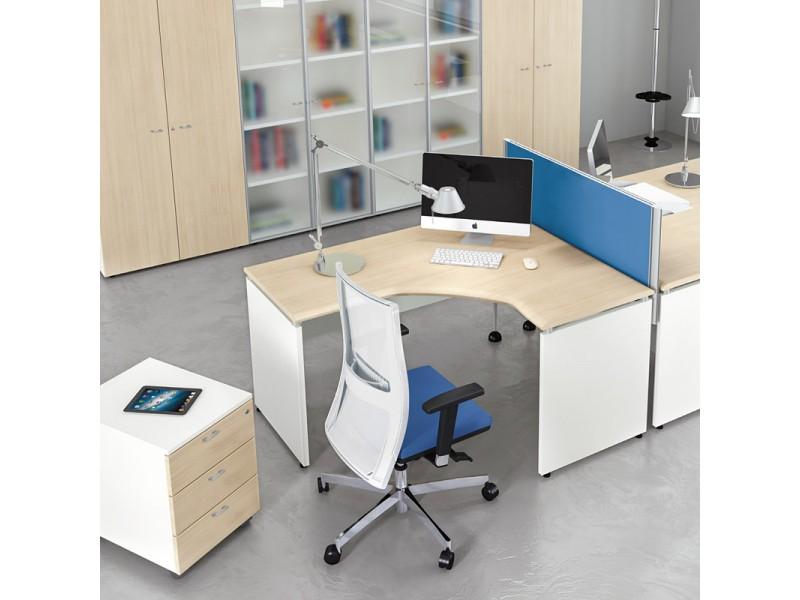 format office maker individuelle schreibtisch meeting. Black Bedroom Furniture Sets. Home Design Ideas