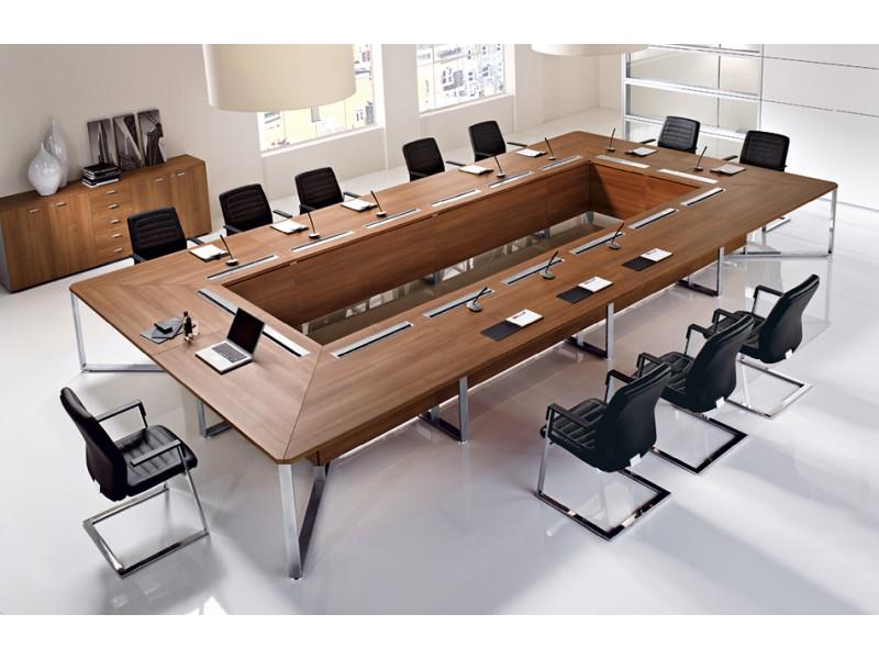 Design konferenz m bel hochwertige glastische oder for Konferenztisch design