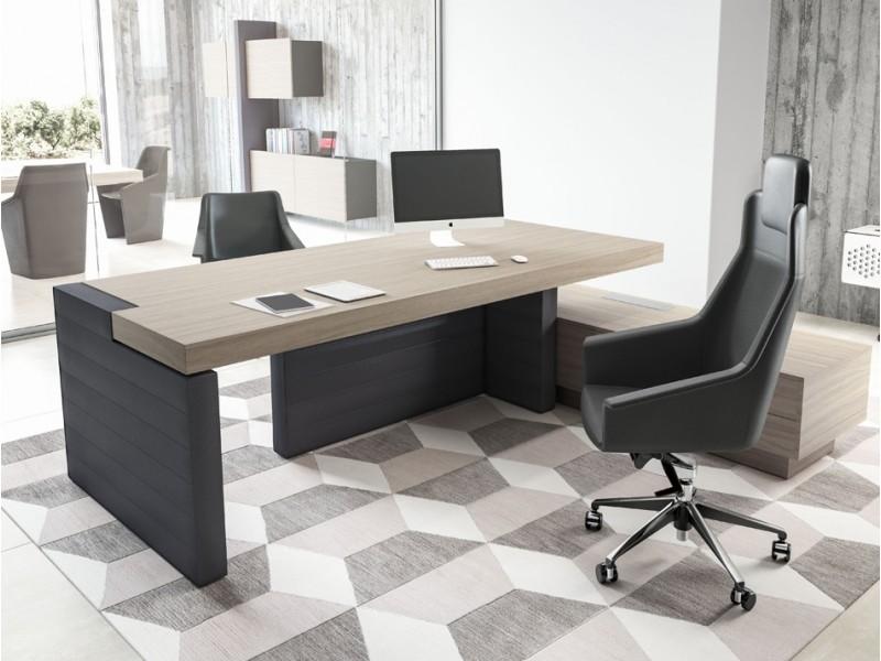 Elegant stilvoller designer schreibtisch jera for Office design lebanon