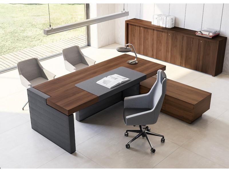 elegant stilvoller Designer Schreibtisch - JERA , einzigartig ...