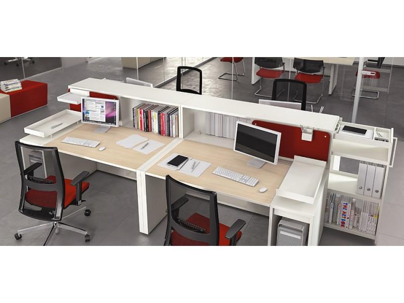 Modular Und Kompaktes Schreibtisch