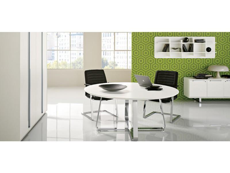 retro design meeting table b ro konferenz m bel im au ergew hnlichen stil seventies. Black Bedroom Furniture Sets. Home Design Ideas