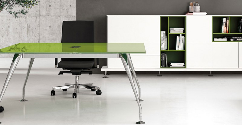 Enosi Evo Designer Konferenztisch