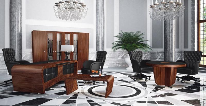 Vanity Design Prestige Chefzimmer von ukamo.de