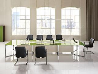 Meetingtische für Büros und Konferenzräume von ukamo.de