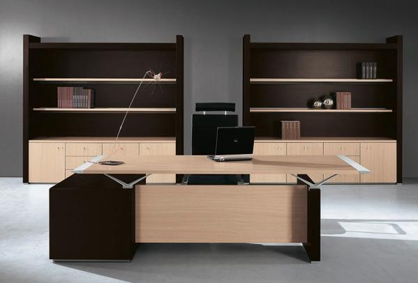 Möbelprogramm ABC Designschreibtisch von Ukamo