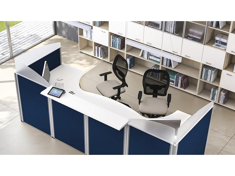 Empfangsbereich Format Kollektion Designermöbel ukamo