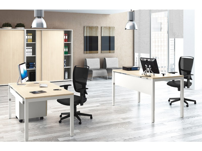 UP Line Büromöbel von ukamo
