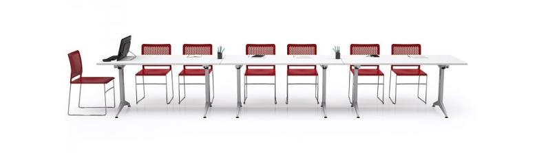 OYO O2 klappbarer und transportierbarer Konferenztisch