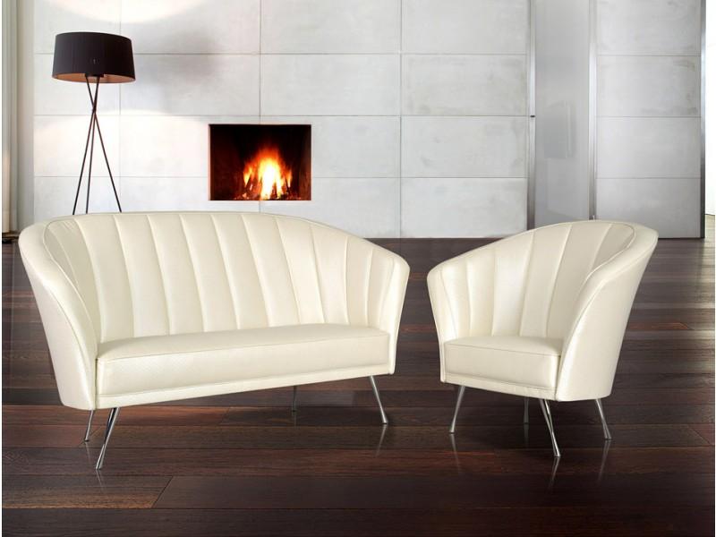 Designer Sessel - Sofa, 2 & 3-Sitzer / s-8, klassisch in ...