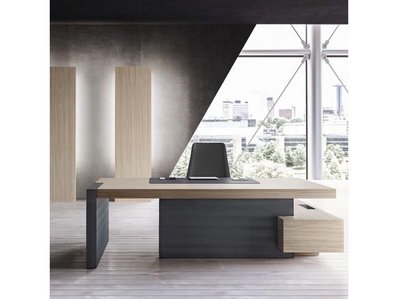 Schreibtisch futuristisch  elegant stilvoller Designer Schreibtisch - JERA , einzigartig ...