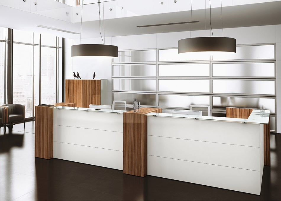 nice hochwertige empfangs einrichtung b rotheke. Black Bedroom Furniture Sets. Home Design Ideas