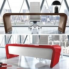 Vanity - Desig Schreibtisch, exklusiv, einzigartig und eindrucksvoll, Hochglanz lackiert individuell nach Kundenwunsch