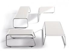 tl-6 Designer Lounge-Tisch, Wartezimmer- oder Ccouch- und Kaffeetisch
