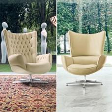 Buenavista  exklusiver Relax-, Lounge-, Leder-Sessel