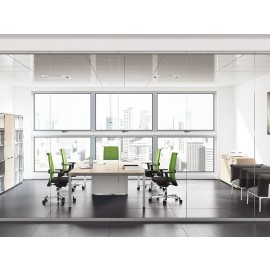 5th-Element 25 Konferenztisch, Besprechungszimmer, Büromöbel individuell