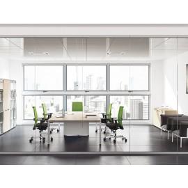 5th-Element 03 Konferenztisch, Besprechungszimmer, Büromöbel individuell