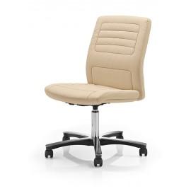 d-3 06 Büro Drehstuhl, Bürostuhl ohne Armauflagen