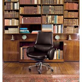 Excellence  03 Bürostuhl mit niedriger Lehne