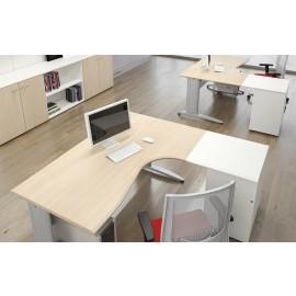 Format 04 ergonomischer Arbeitsplatz, Mitarbeiter Büro