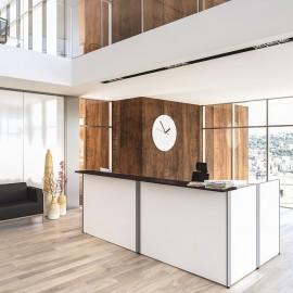 OXI 25 Büro Empfang, Theke, Bürotresen