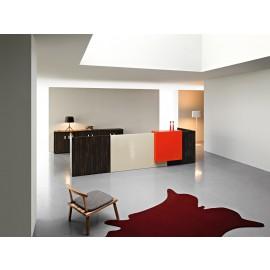 Riga 11 Empfangstheke, Praxis, Studio, Büro