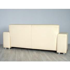 s-12  09  Leder Sofa Rückansicht
