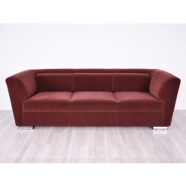 s-9 02  hochwertiger Büro 3-Sitzer, Lounge Sofa in Stoffbezug mit innovativen Fleckenschutz, verschiedene Größen, schnelle und preiswert geliefert