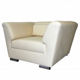 s-9  04  Design 1 Sitzer, Lounge und Besucher Ledersessel ideal für Ihr Chefbüro, sehr-bequem, preiswert