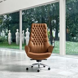 San Giorgio  04 exklusiver Büro-Chefstuhl