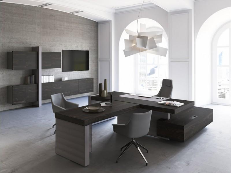 elegant kunstvoller design konferenztisch einzigartiger chic blickfank f r jedes chefb ro jera. Black Bedroom Furniture Sets. Home Design Ideas