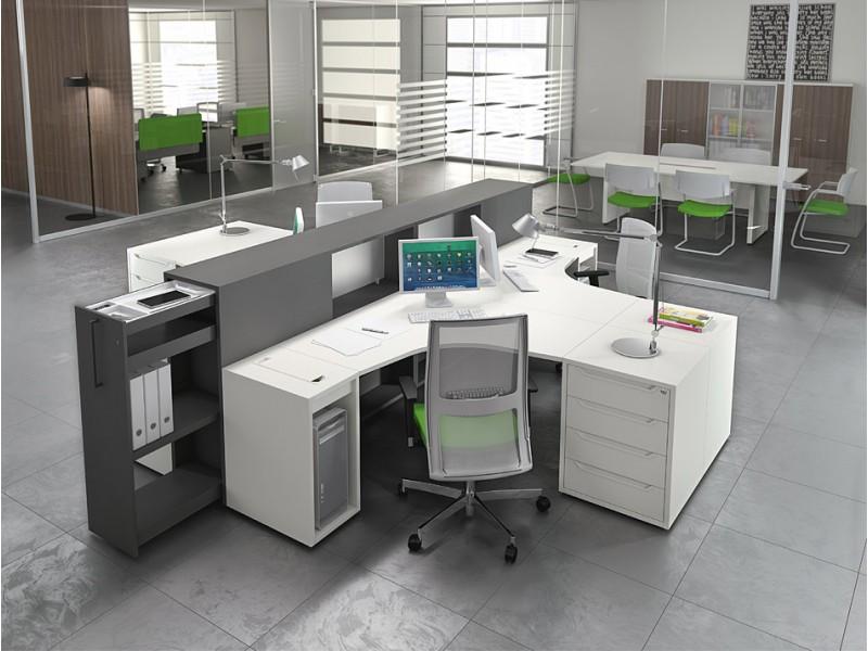 Schreibtisch Grossraumburo