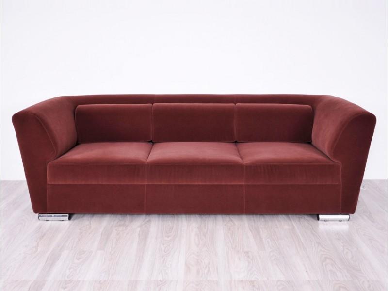 Buro Leder Sofa 1 2 3 Sitzer Erhaltlich S 9 Modernes Design